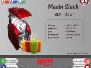 Mesin Slush (Es Salju) SLM-12Lx1