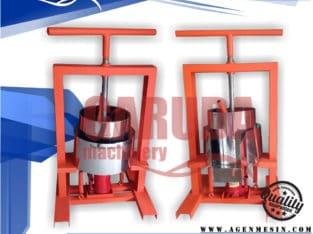 Mesin Press Ulir Serbaguna (Manual)