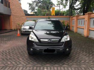 Honda CR-V 2.4 A/T Hitam 2009 KM 97ribu TDP BISA DICICIL!