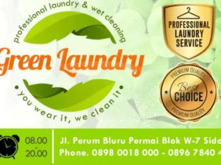 Lowongan Kerja di Laundry