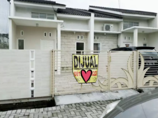 Dijual Rumah Baru Murah Dekat BY PASS Bandara Juanda Surabaya