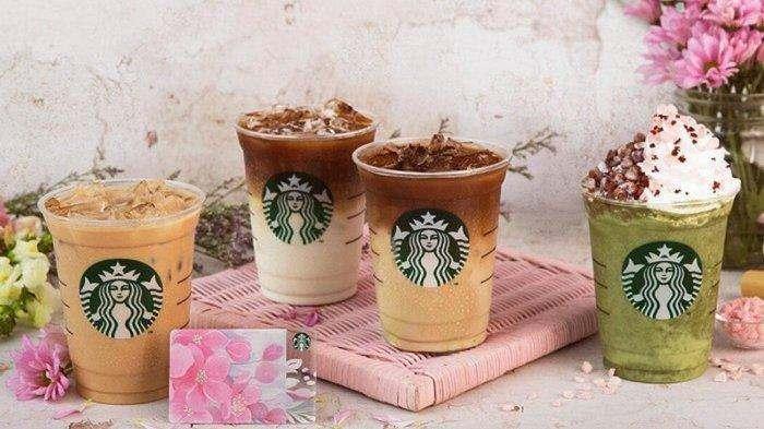 Promo Starbucks – Nikmati Buy 2 Get 1 Free Khusus Jumat, Simak Syarat dan Ketentuannya