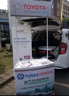 Marketing Executive Toyota