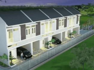 Rumah Baru 2 Lantai (395jt) FREE HAJI Plus 2020