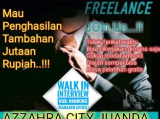 Lowongan Kerja Marketing Freelance Properti Syariah Surabaya-Sidoarjo