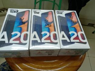 Samsung A20 3/32 New Grs Resmi Sein