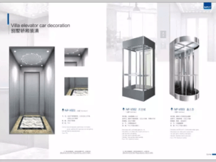 Passanger Lift / Lift Penumpang 1600 Kg