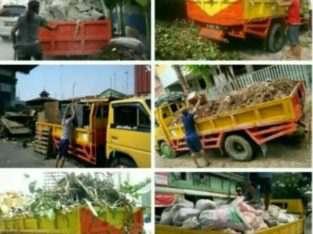 Jasa Buang puing sampah