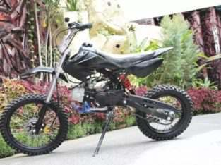 Motor trail 110cc yamaha kawasaki baru offroad