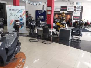 Sales Marketing & Promotion Yamaha Bali