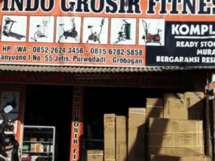 Indo Grosir Fitnes toko di Purwodadi – Jual Alat Fitness import komplit