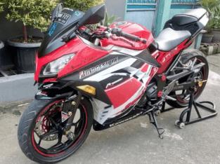 Kawasaki ninja 250 fi ABS modief