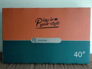 TV LED CooCaa 40D3A 40inch Full HD Garansi resmi 1Tahun