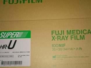 Film xray fuji shru 35×35