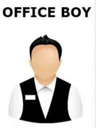 Lowongan OFFICE BOY