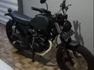 Honda Tiger 200cc Japstyle