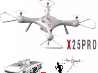 Drone Syma X25Pro Double GPS Follow Me