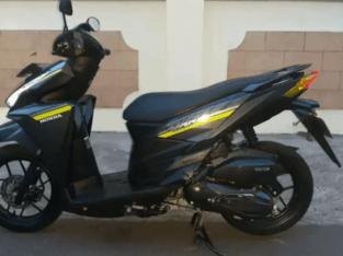 Dijual Honda Vario 125 CBS ISS th 2018 Pjk panjang sd bln 04 2020