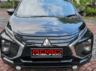 Xpander Exceed matic 2018 AB tgn1 km dikit