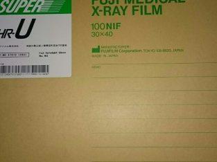 Film xray fuji shru 30×40