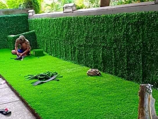 tukang rumput
