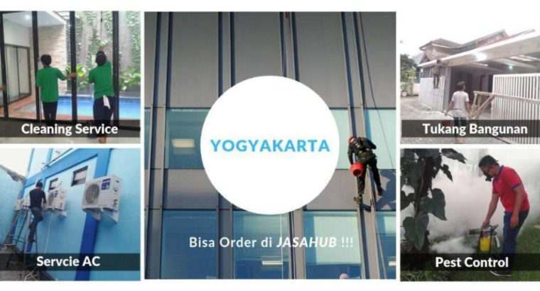 Cleaning Service Yogya