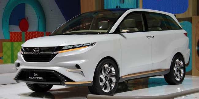 Daihatsu Xenia New 2019