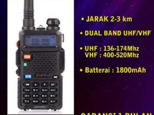 HT Baofeng UV5R / UV 5R / Walkie Talkie