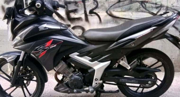Honda cs one