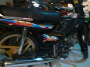 Honda jialing thn 2001 original