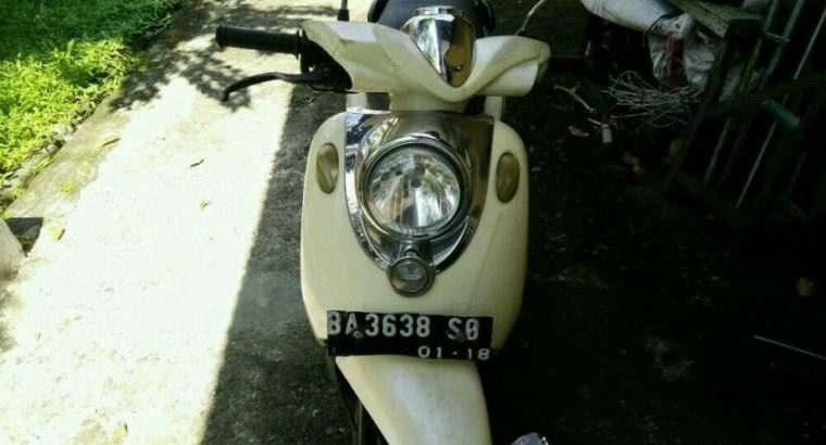 Motor matic murah
