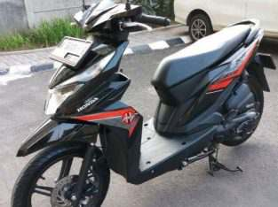 Honda beat esp 2017 like new full ori istimewa pis