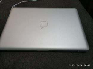 MacBook pro 15 late 2011 i7 ram 8gb SSD 256 HDD