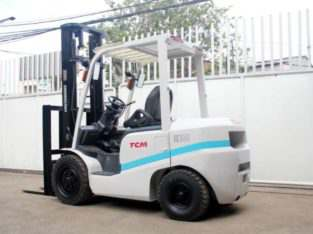 TCM Forklift Bekas 3 Ton