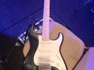 Fender Blackie Eric Clapton Signature Lengkap