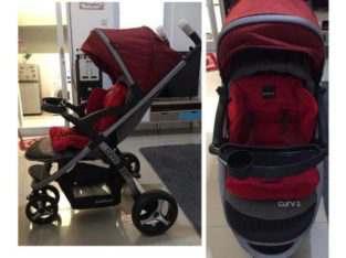 Stroller Bayi Babyelle Curv 2