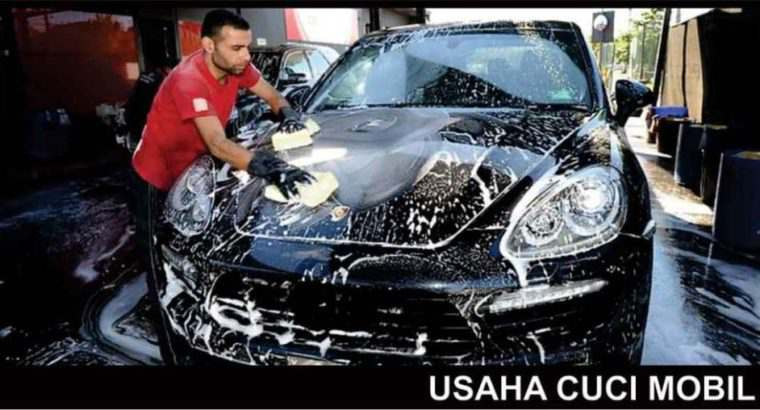 lowongan cuci mobil