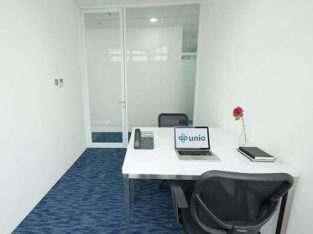 Ruang Kantor (Serviced Office) Full Furnished di Jakarta Barat