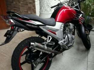 Yamaha Scorpio Z, mulus km rendah