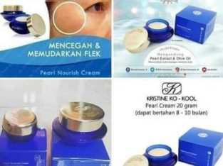 Glowing berkat Pearl Nourish Cream