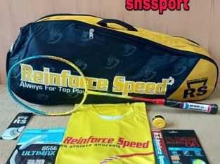 Raket Badminton Bulutangkis RS ISO POWER 333