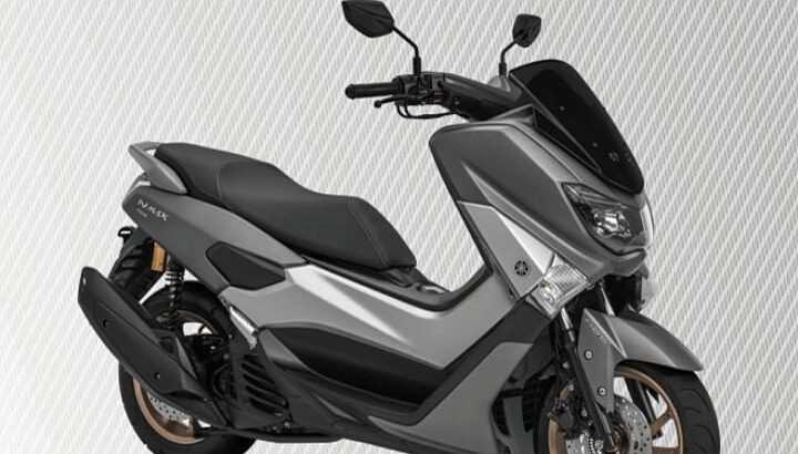 Yamaha nmax Dp2.4jt