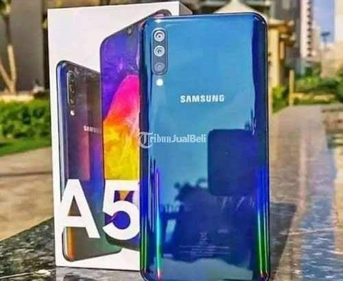 Cash & Credit Samsung A50 Ram 4/64