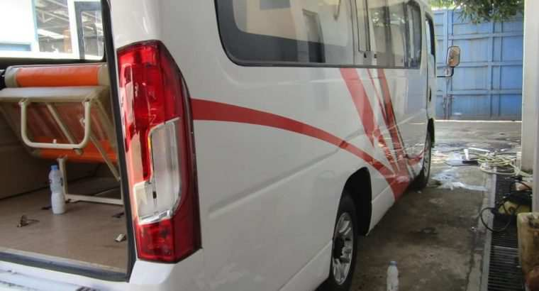 Isuzu microbus 20 seat new lie ling deluxe