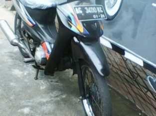 Dijual cepat sepeda motor Shogun badong