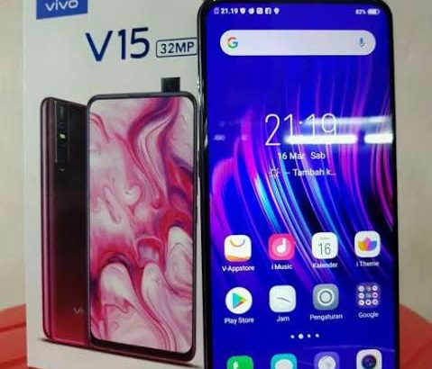 Cash & Credit Vivo V15 Ram 6/64