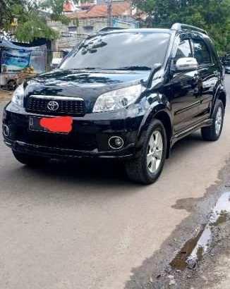 jual Toyota rush S