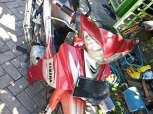 Yamaha Jupiter Z Burhan 2007