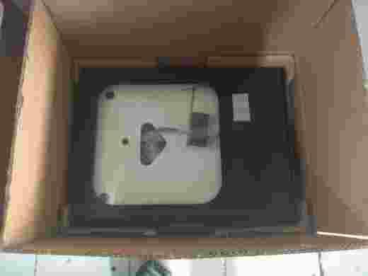 Chart recorder barton Cameron type 242E / 202E