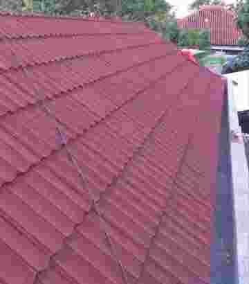 baja ringan terpasang dan renovasi atap